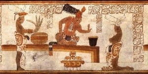20140615152356-Maya_Lord_w_Frothy_Chocolate_Drink__vase-_600-800ad__-_kakaw__in_maya_